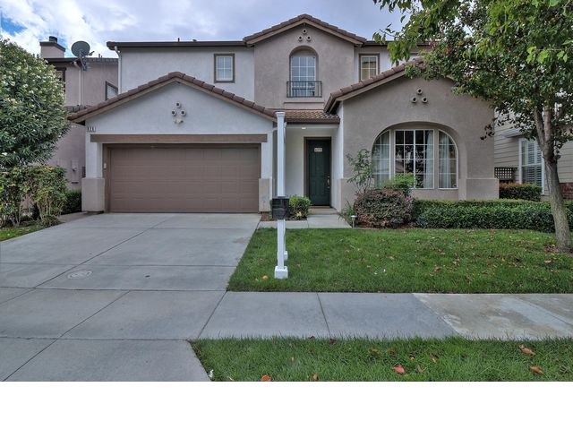 4 BR,  2.50 BTH  2 story style home in San Jose