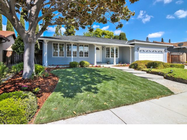 5 BR,  2.50 BTH Ranch style home in Santa Clara