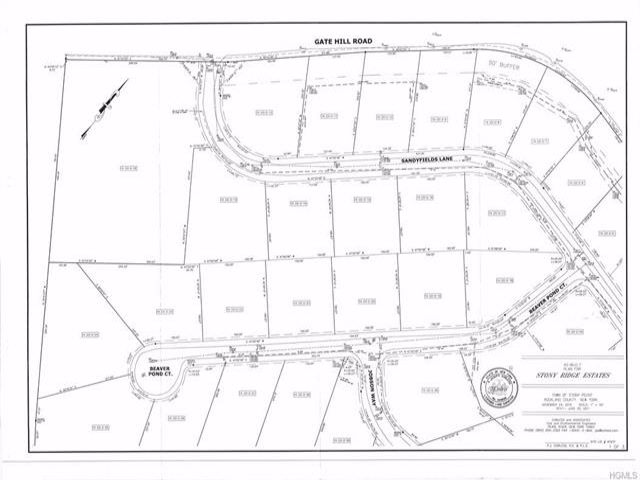 Lot <b>Size:</b> 18.8000 Land style home in Stony Point