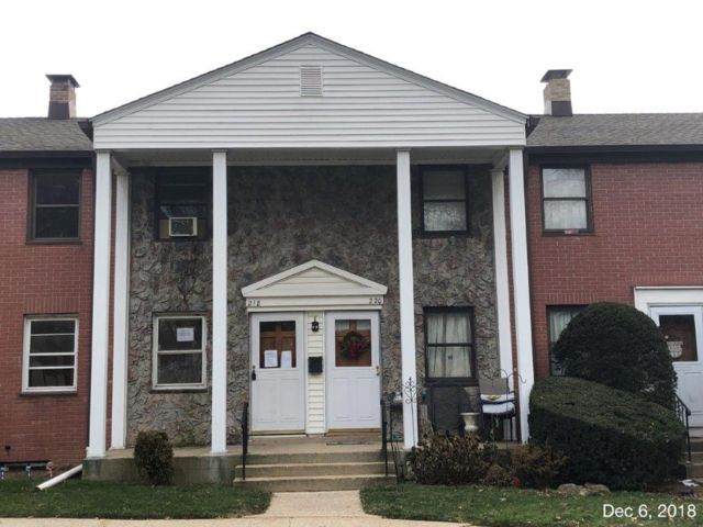 1 BR,  1.00 BTH Townhouse style home in Metuchen