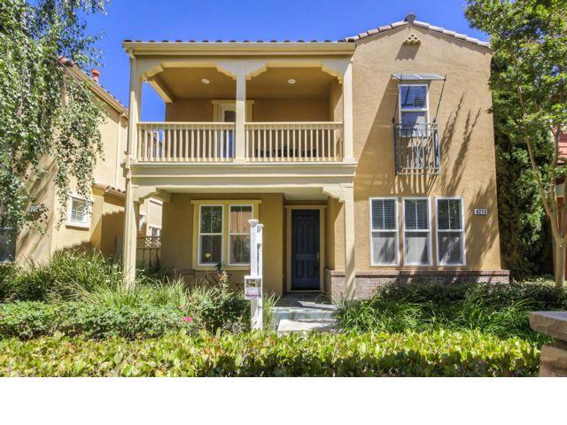 3 BR,  3.50 BTH 2 story style home in Santa Clara