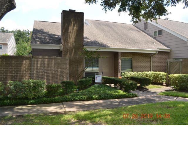 3 BR,  2.00 BTH Townhouse style home in Houston