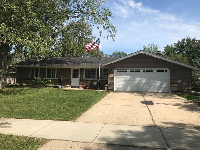 3 BR,  1.50 BTH  Ranch style home in Schaumburg
