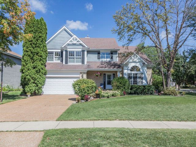 4 BR,  2.50 BTH Contemporary style home in Bartlett