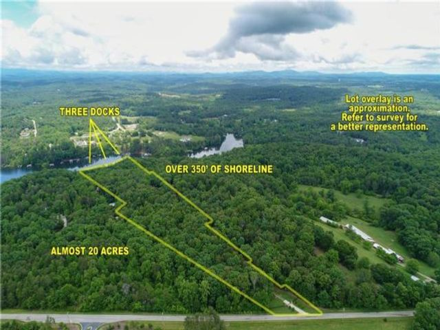 Lot <b>Size:</b> 19.07 Land style home in Gainesville