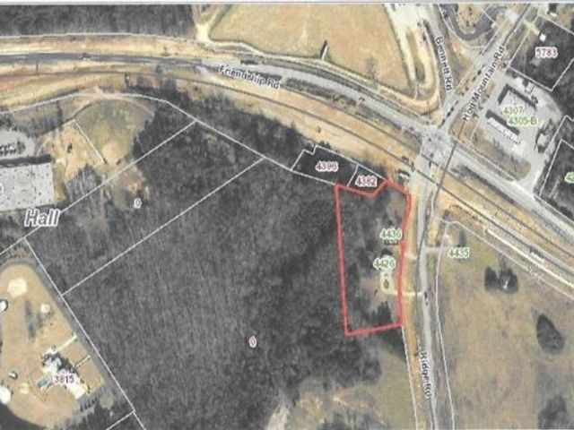 Lot <b>Size:</b> 2.44 Land style home in Buford