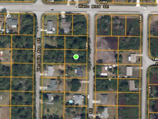 Lot <b>Size:</b> 0.24  Land style home in Palm Bay
