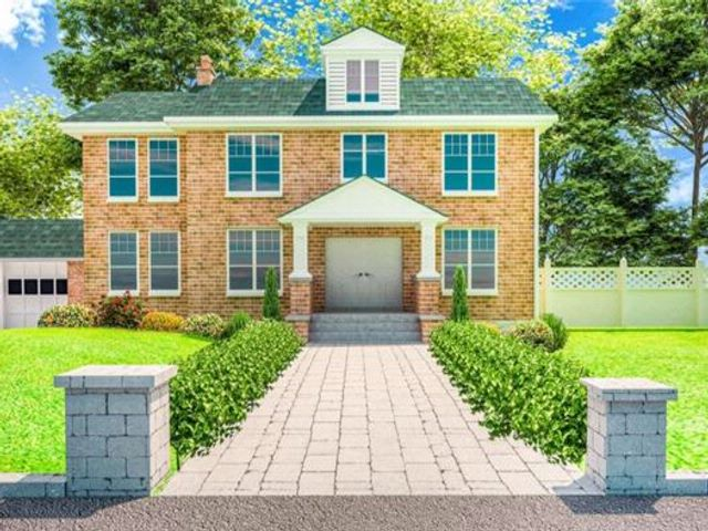 6 BR,  4.50 BTH  Colonial style home in Yonkers