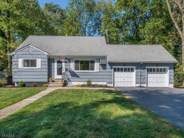 4 BR,  2.00 BTH Cape cod style home in North Caldwell