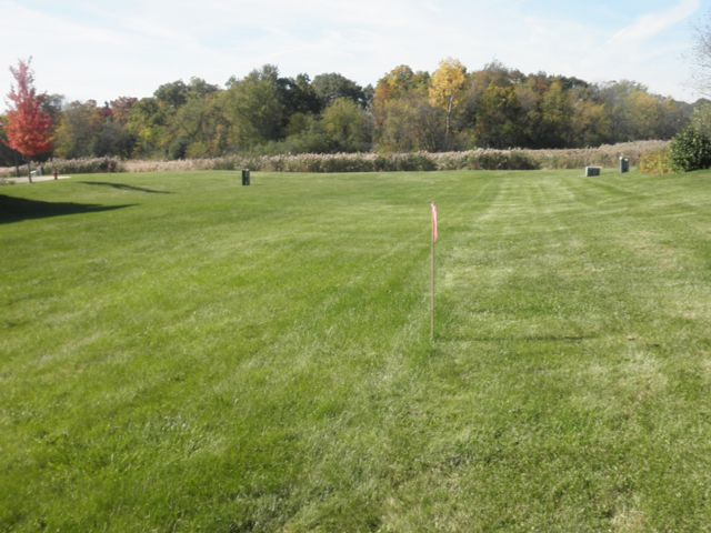 Lot <b>Size:</b> 0.28  Land style home in Wauconda