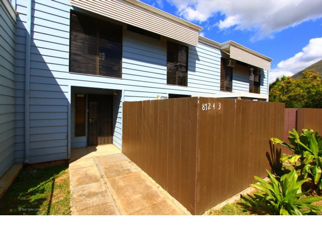 4 BR,  1.50 BTH Townhouse style home in Waianae