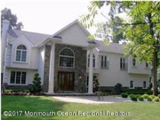 4 BR,  3.50 BTH Custom style home in Colts Neck