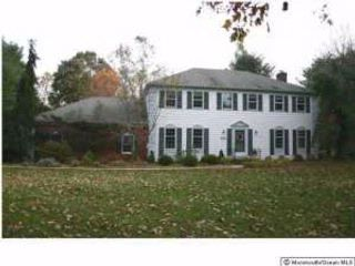 4 BR,  2.50 BTH Colonial style home in Colts Neck