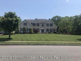 4 BR,  4.50 BTH  Colonial style home in Freehold