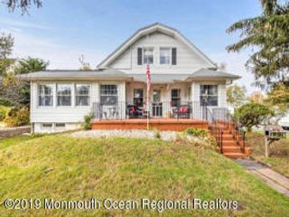 3 BR,  1.50 BTH Colonial style home in Deal