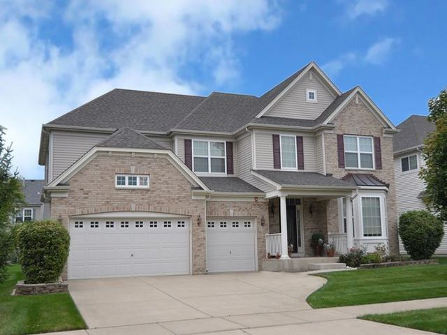 5 BR,  3.50 BTH  Contemporary style home in Hoffman Estates