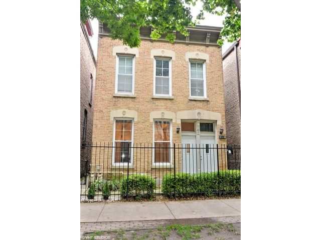2 BR,  1.00 BTH House style home in Chicago