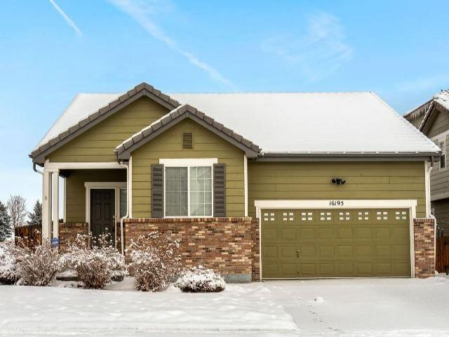 3 BR,  3.00 BTH  Ranch style home in Commerce City