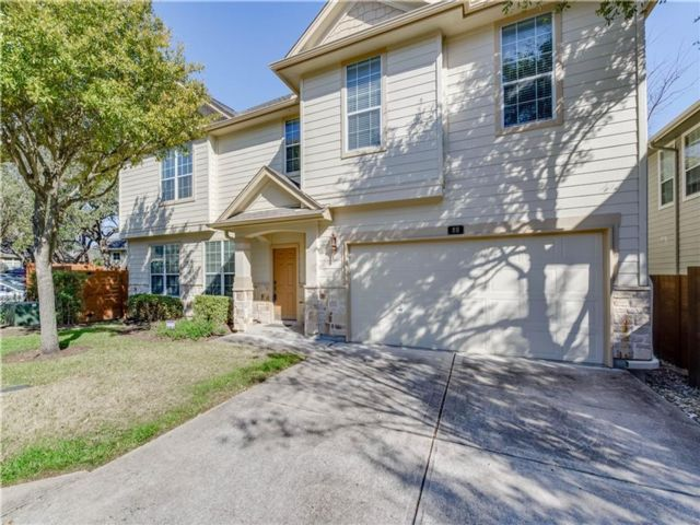 3 BR,  2.50 BTH Townhouse style home in Austin