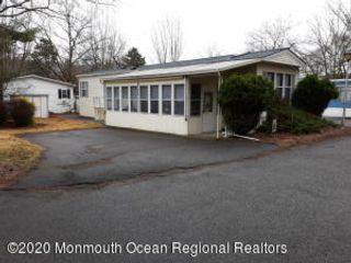 2 BR,  1.00 BTH  Mobile home style home in Morganville