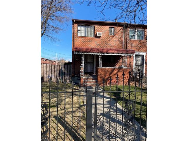 3 BR,  1.50 BTH  Single family style home in East New York