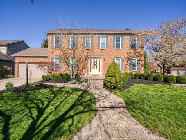 5 BR,  2.50 BTH 2 story style home in Westerville