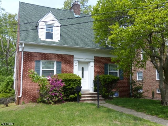 3 BR,  2.00 BTH  Cape cod style home in West Orange