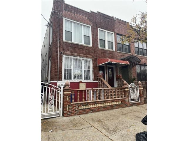 5 BR,  3.00 BTH  Multi-family style home in East New York