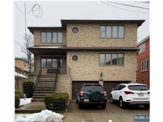 3 BR,  2.00 BTH 2 family style home in Cliffside Park
