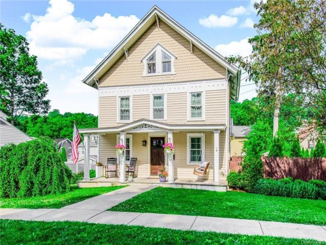 4 BR,  4.00 BTH Victorian style home in Yonkers