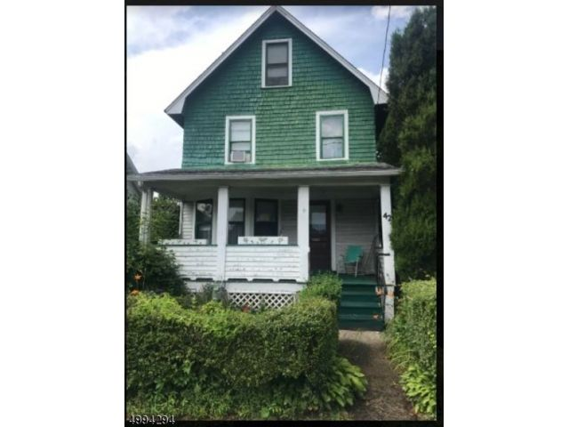 3 BR,  1.00 BTH Colonial style home in Nutley