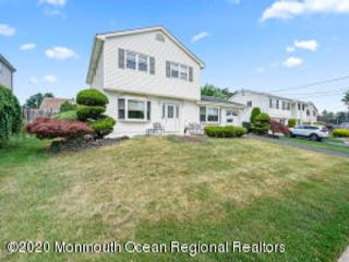 4 BR,  1.55 BTH  Colonial style home in Hazlet