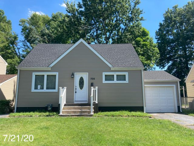3 BR,  1.50 BTH  Cape style home in Union