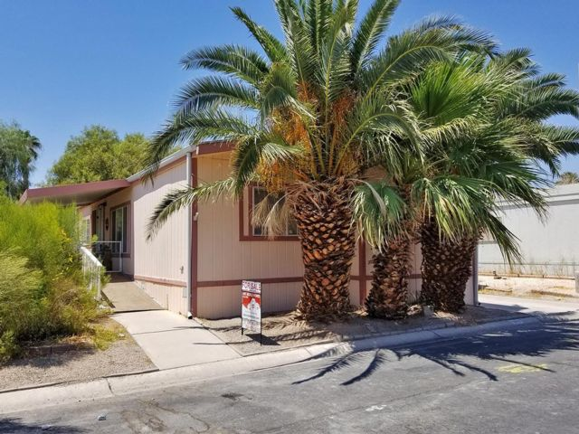 3 BR,  1.00 BTH  Mobile home style home in Las Vegas