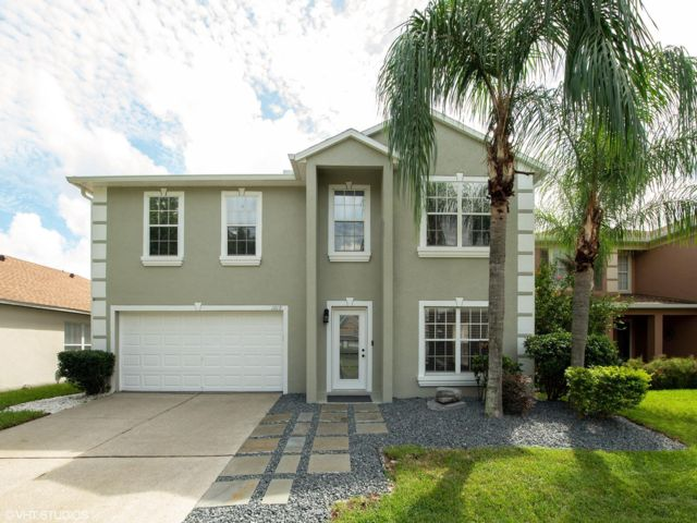 4 BR,  2.50 BTH 2 story style home in Orlando