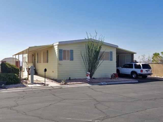 2 BR,  2.00 BTH  Mobile home style home in Boulder City