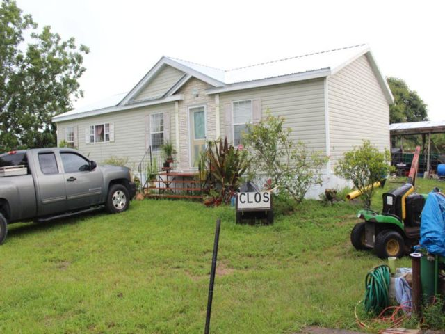 3 BR,  2.00 BTH Mobile home style home in Clewiston