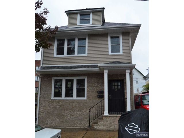 4 BR,  1.00 BTH  2 family style home in East Rutherford
