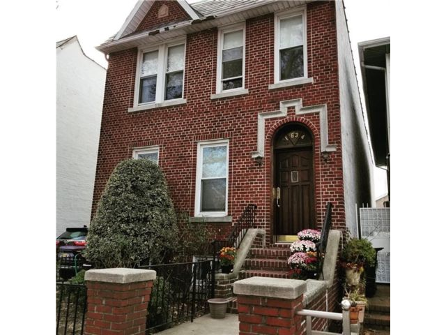 [Bensonhurst Real Estate, listing number 6972415]