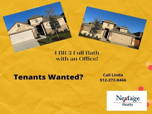 4 BR,  3.00 BTH Contemporary style home in Leander