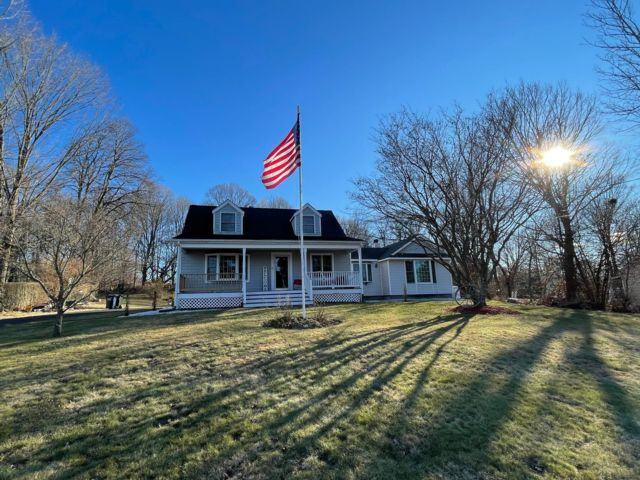 3 BR,  2.00 BTH Cape style home in Carmel