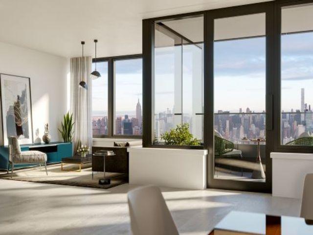 2 BR,  2.00 BTH Condo style home in Long Island City
