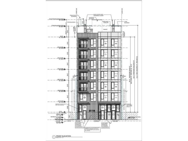 Lot <b>Size:</b>   Mixed use style home in Coney Island