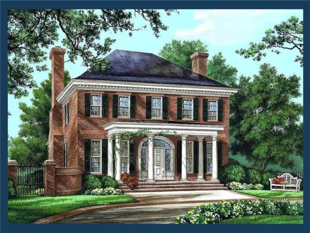 Lot <b>Size:</b>  Land style home in Midwood