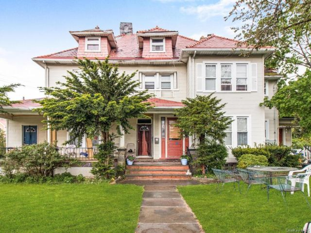7 BR,  5.00 BTH Victorian style home in Mount Vernon