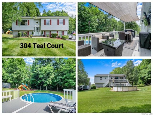 4 BR,  3.00 BTH Raised ranch style home in Newburgh