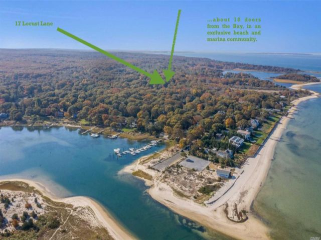 4 BR,  3.00 BTH 2 story style home in Sag Harbor