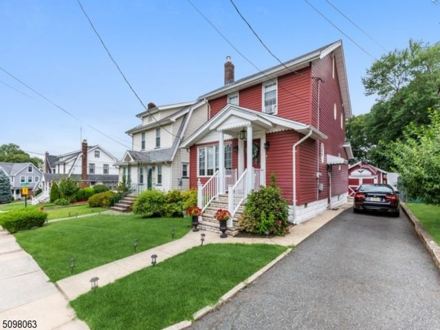 4 BR,  1.50 BTH Colonial style home in Nutley