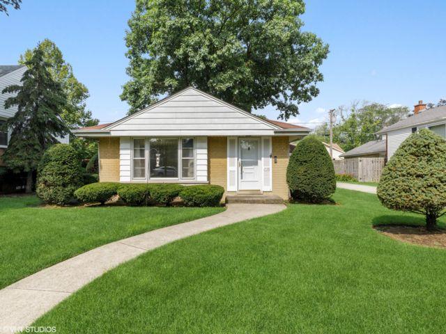 3 BR,  2.00 BTH Split-level style home in Park Ridge