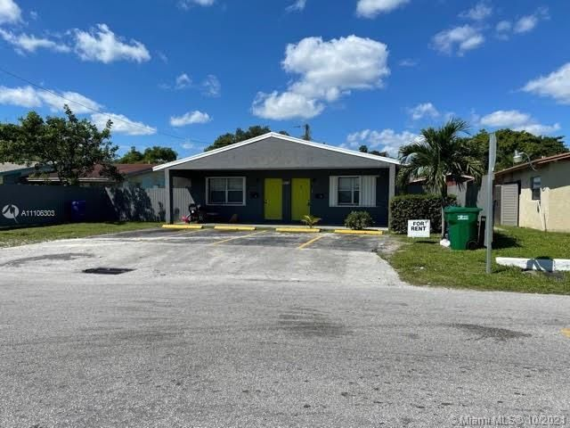 2 BR,  1.00 BTH  style home in Fort Lauderdale